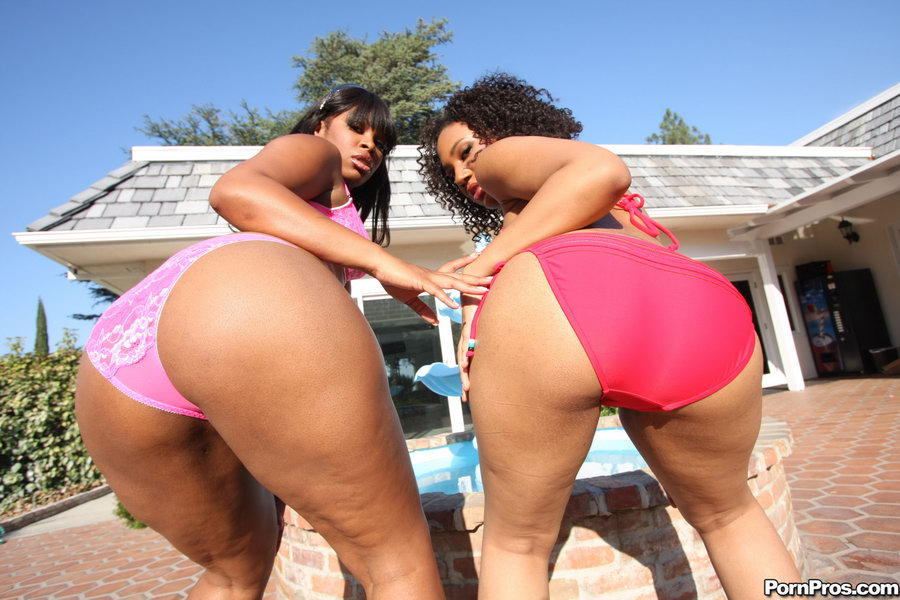 Black Big Booty Strippers