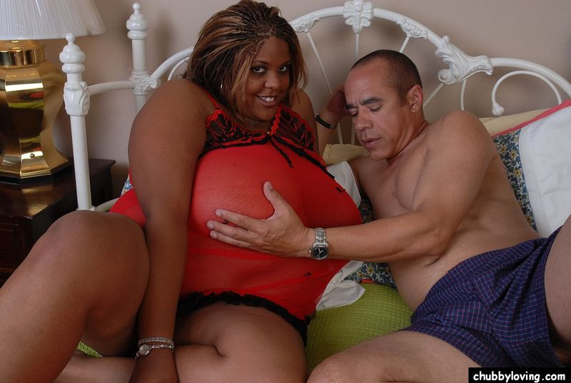Big Ass Ebony Milf White Guy