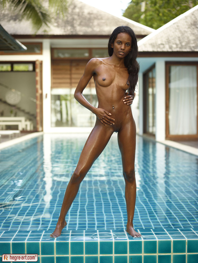 Black pretty skinny women naked you have